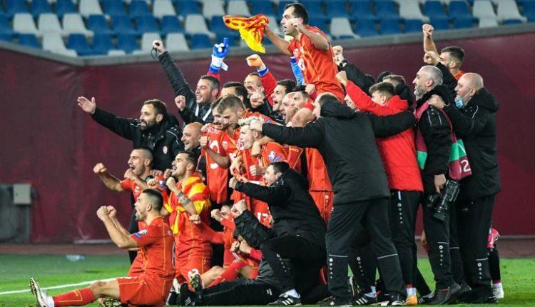Maqedonia e Veriut në futboll shkruan histori, Filipçe me kërkesë pas ndeshjes (FOTO)