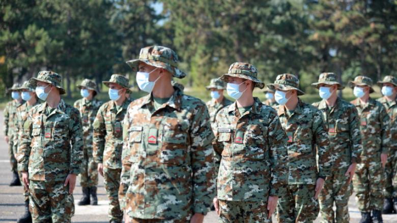Maqedoni: Prej sot fillon sistemimi i ushtrisë para objekteve shëndetësore
