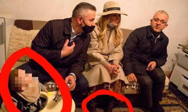 Halil Kastrati tregon pse Leonora Jakupi hyri me këpucë në shtëpinë e skamnorit