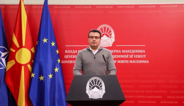 Zaev: Serbia do të na dhurojë 8000 vaksina Pfize