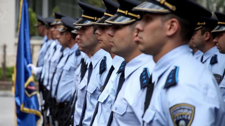 Donacion gjerman për policinë kufitare të Maqedonisë