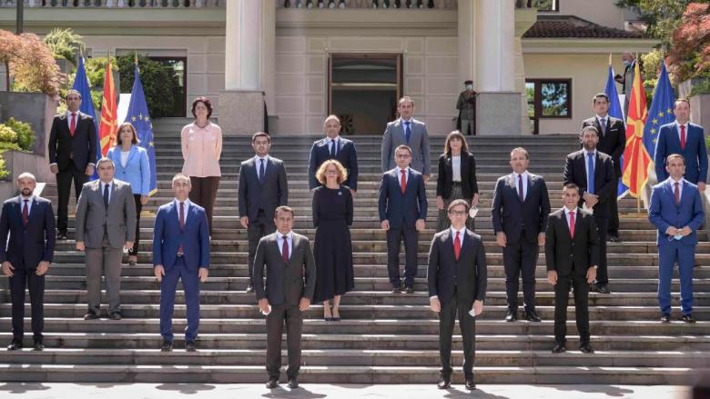 """""""Ministër"""" profesioni më i paguar në Maqedoni: Zaev, Spasovski dhe Shahpaska me rrogat më të larta"""