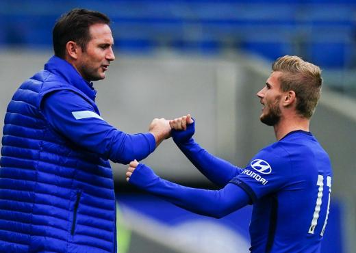 Situata e Werner, Lampard: Po tregohet i ashpër me veten