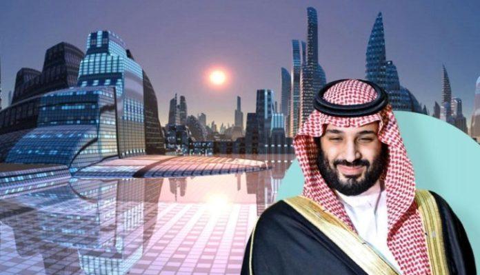 Pa makina dhe pa rrugë, princi Saudit prezanton qytetin e së ardhmes! (VIDEO)