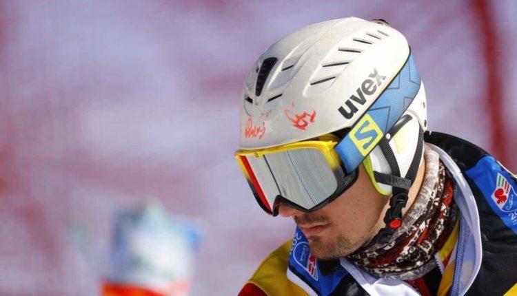"""Dardan Dehari nga Tetova me sukses mbyll garat e kampionatit botëror në ski """"FIS ALPINE WORLD SKI CHAMPIONSHIP 2021"""""""