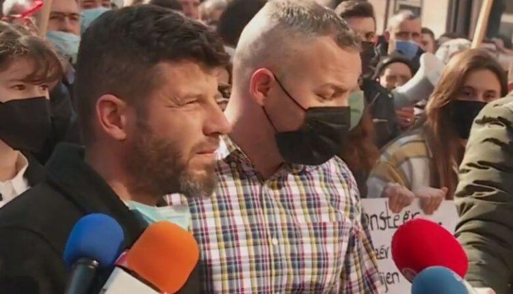 """""""Almiri"""", familjarët kërkojnë të lirohen nga akuzat dhe rigjykim të rastit"""