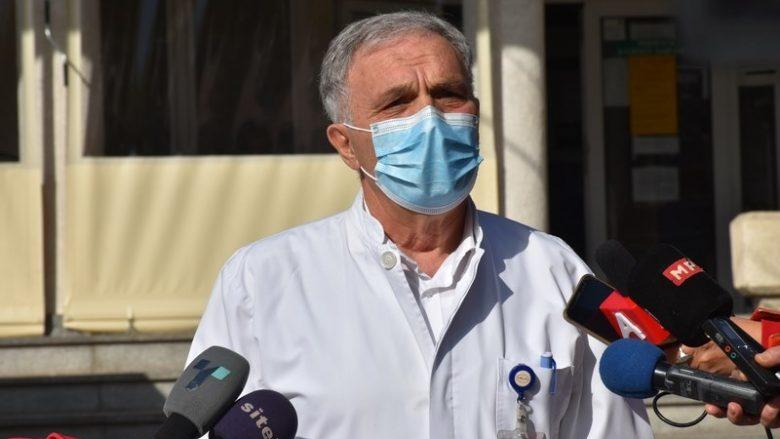 Kryetari i Komunës së Prilepit rezulton pozitiv me COVID-19