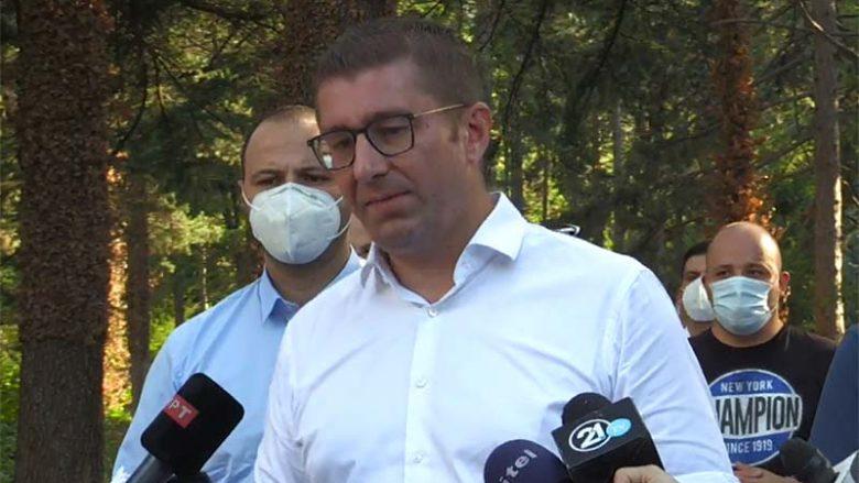 Mickoski: E dhash nënshkrimin tim kundër falsifikimit të popullsisë
