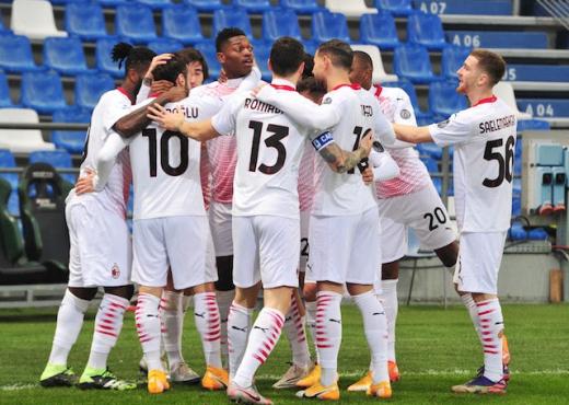 Formacionet zyrtare, Milani kërkon kualifikimin