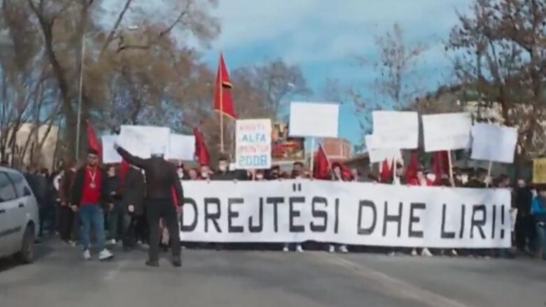 """Sot protesta për rastin """"Monstra"""", do të mbyllen disa rrugë në Shkup"""