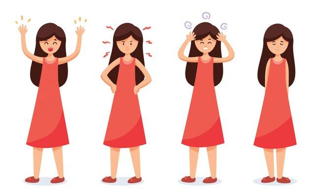 Sindromi premenstrual, gjendja që shton ankthin dhe tensionin tek gratë para periodave