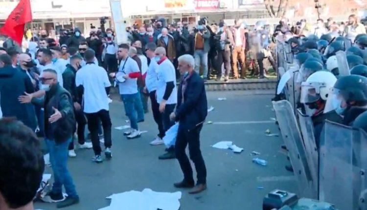 """Protestat për rastin """"Monstra"""", aktakuzë për 7 persona"""