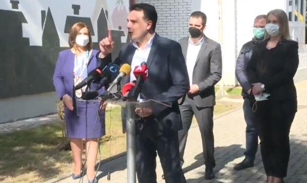 Zaev: Unë kam informatë se kur do të vijën 3.000 vaksina, por si ta them, çka në rast se nuk vijnë?
