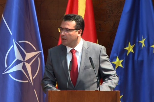 Zaev do ta teston votëbesimin e Qeverisë në Kuvend
