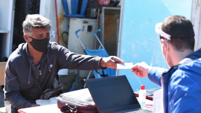 Maqedoni: Fillon regjistrimi i personave të pastrehë