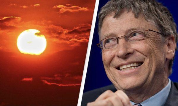 Teoria më e re konspirative: Bill Gates po përpiqet të bllokojë rrezet e diellit