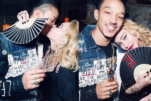 Madonna më e dashuruar se kurrë me partnerin 27-vjeçar