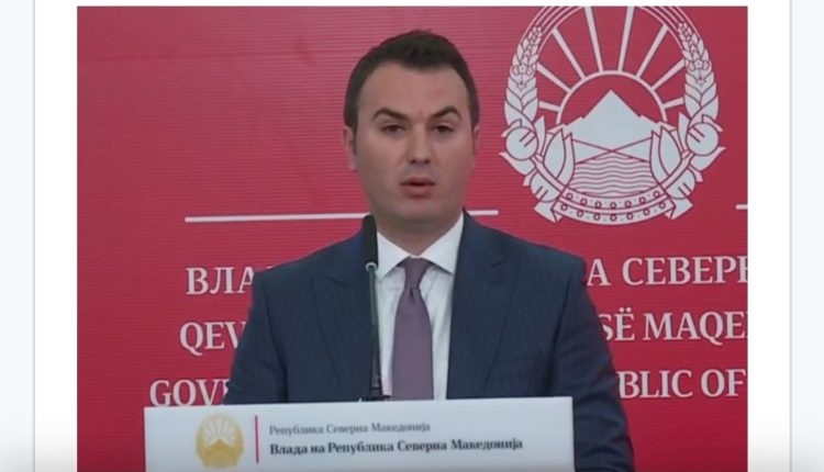 Ademi: Prej 1991 e deri më sot 43.321 shqiptarë kanë marrë shtetësi në Maqedoni
