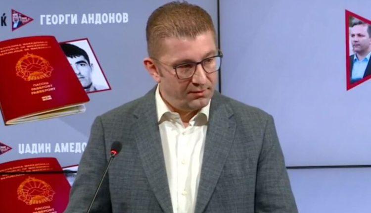 Mickoski: Diaspora do të evidentohet, nuk mund të jetë pjesë e regjistrimit