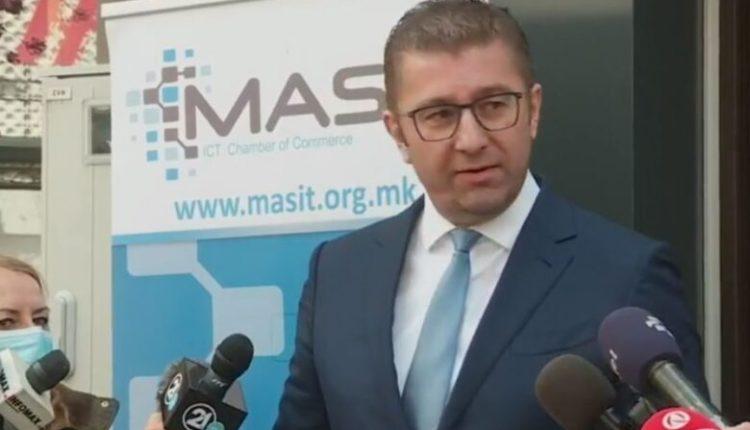 Mickovski: Dorëheqje duhet të jep Qeveria, Rashtovski duhet të përfundoj në burg