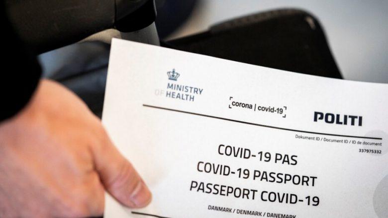 """Maqedoni: """"Covid-pasaporta"""" për të hyrë në Greqi do të jetë digjitale"""