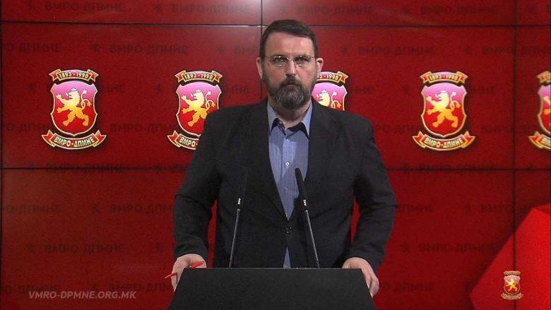 Stoilkovski: Zaev dhe Filipçe janë të paaftë për të siguruar vaksina
