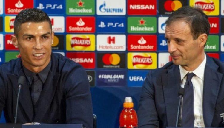 Allegri i ka kërkuar Agnellit shitjen e Ronaldos, situata e rënduar te Juventusi