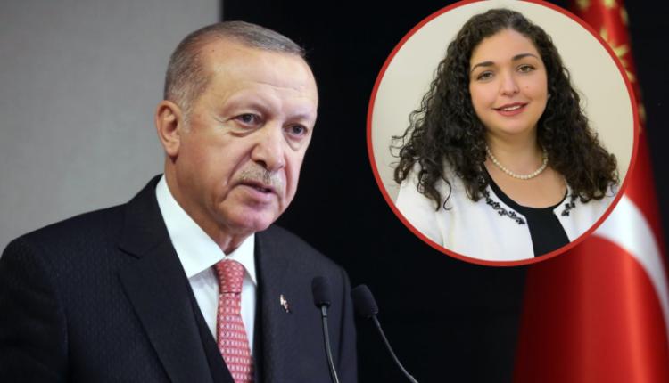 Erdogan uron Vjosa Osmanin: Marrëdhëniet vëllazërore do të forcohen edhe në periudhën e re të Kosovës