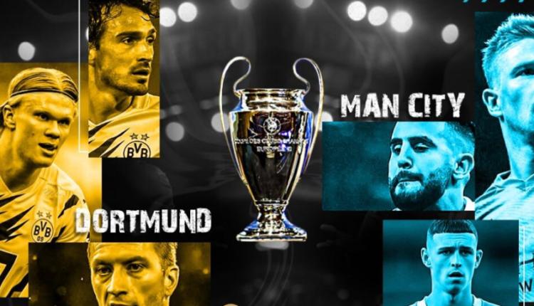 Formacionet e mundshme: Dortmund – City