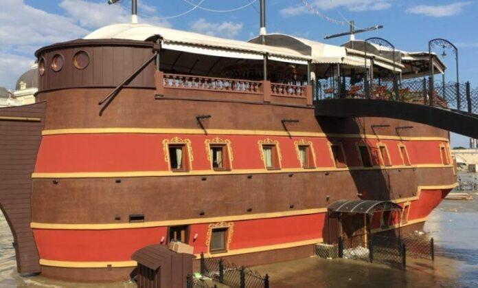 Qyteti i Shkupit do të largoj njërën anije nga Lumi Vardar