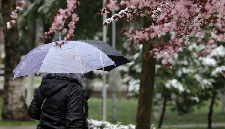 Moti sot me vranësira dhe reshje shiu, temperatura deri më 17 gradë