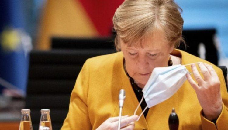 """Merkel mbështet një """"mbyllje të shkurtër kombëtare"""""""