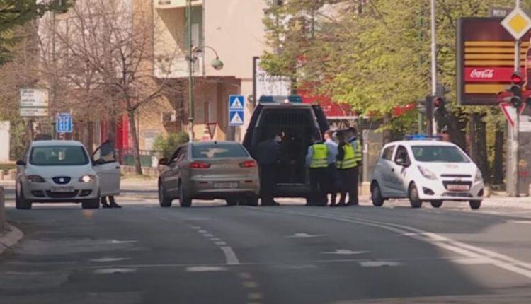62 shkelje të orës policore, 482 gjoba për mosmbajtje të maskës