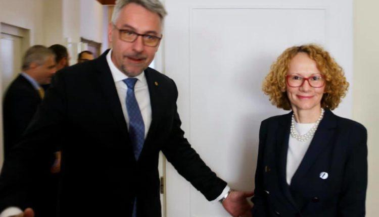 Ministri çek Lubomir Metnar për vizitë zyrtare në Maqedoninë e Veriut