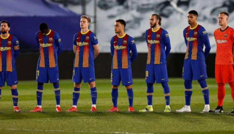 """Operacioni """"fshesa"""", Barcelona pritet të largojë 14 lojtarë"""