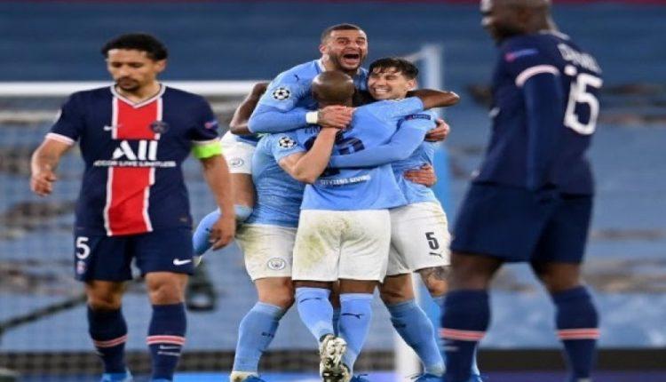 Manchester City-PSG, notat e lojtarëve