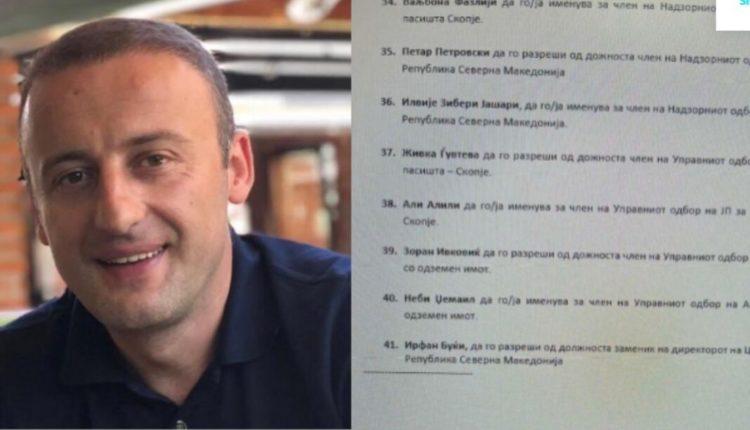 Bekteshi: Irfan Buçi ka dhënë dorëheqje për shkaqe familjare