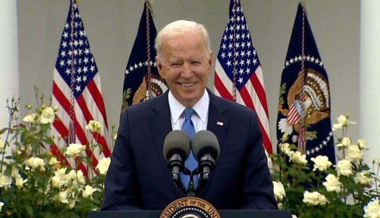 Biden heq maskën anti-Covid: Ditë e mrekullueshme për Amerikën