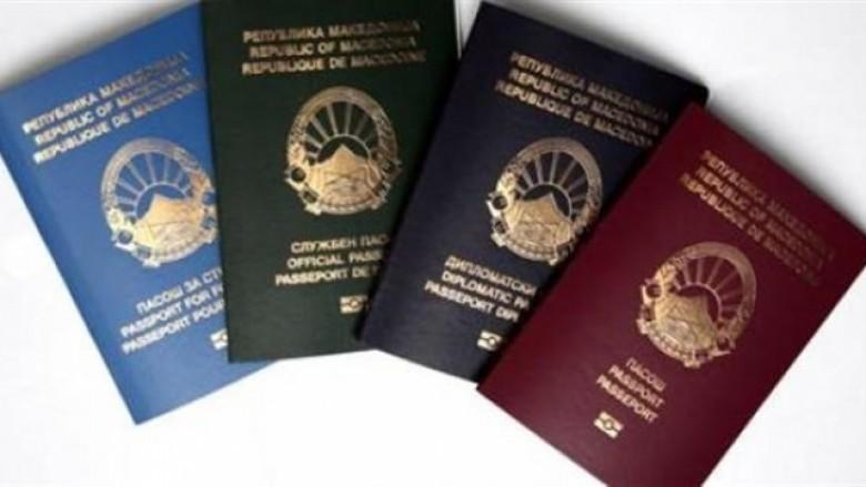 Maqedoni: Pasaportat false dorëzuar bosëve të drogës, janë nxjerrë jashtë përdorimit