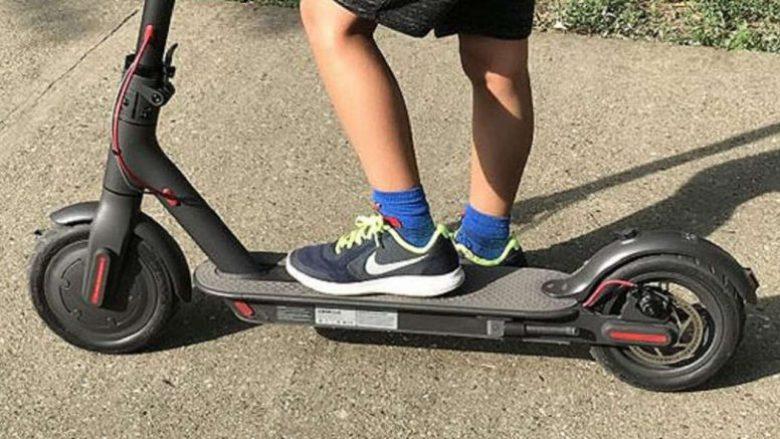 KRSKRR Maqedoni: Trotinetat elektronikë nuk mund të përdoren në rrugë dhe nga personat nën 14 vjeç