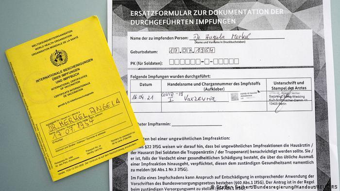 Gjermania shton vaksinimet e shpresat për lehtësimet e masave