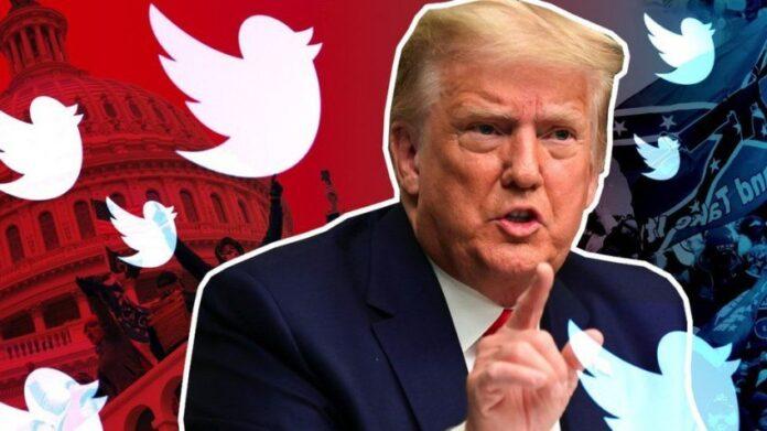 Vazhdon 'lufta' Twitter-Trump, media sociale mbyll një llogari që shpërndate postimet e ish-presidentit