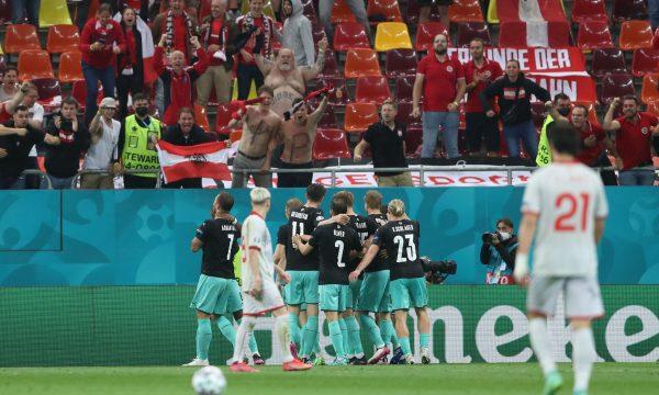 Maqedonia e Veriut debuton me humbje kundër Austrisë në Kampionat Evropian 2020