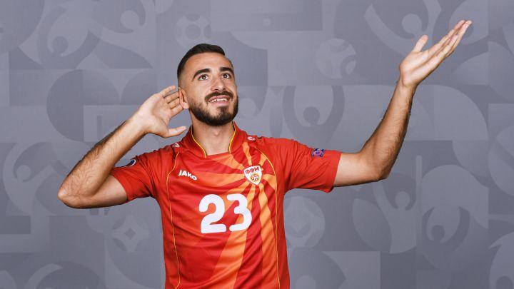 Përplasje diplomatike për logon në fanellën e përfaqësueses së Maqedonisë së Veriut