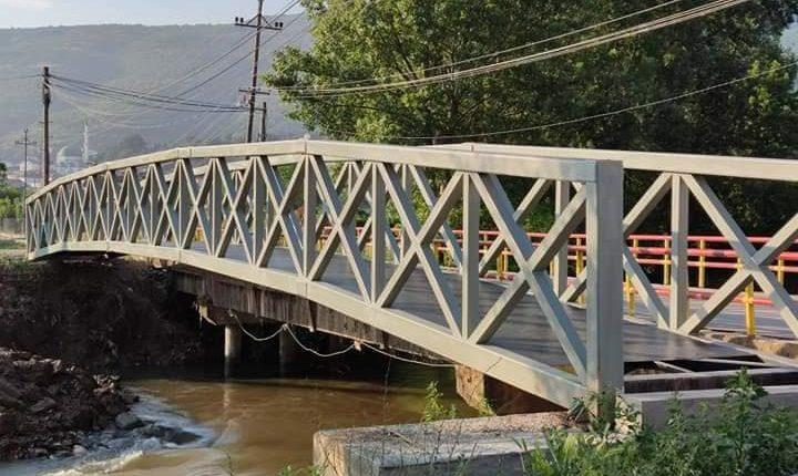 Vendoset ura e këmbësorëve në Strimnicë, pse ndryshoi nga projekti? (FOTO)