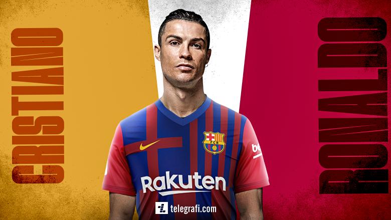 Laporta ëndërron transferimin e Ronaldos te Barcelona