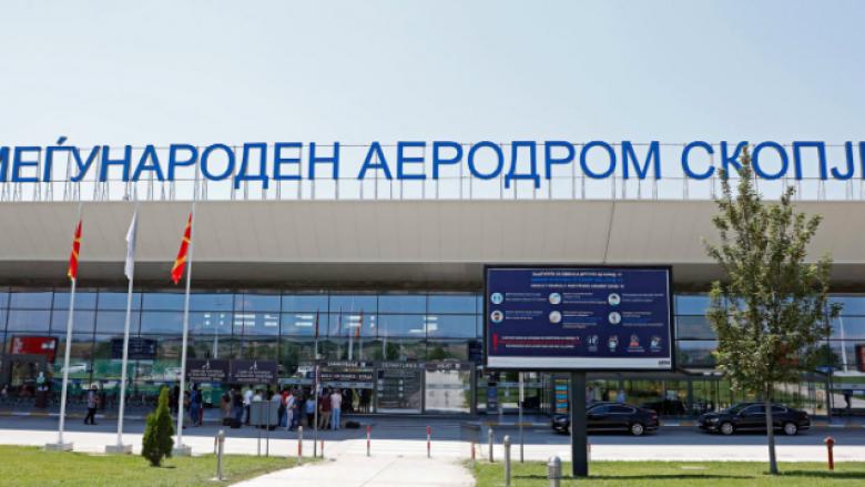 Përdori test PCR të falsifikuar në Aeroportin e Shkupit, gjobitet me 2 mijë euro
