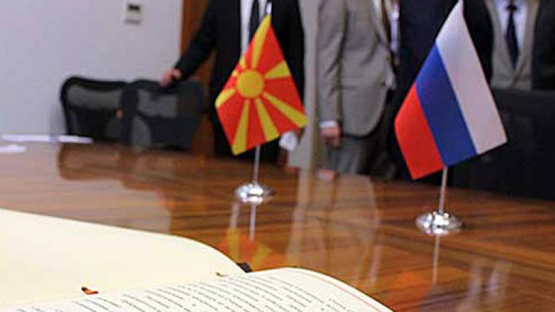 Rusia shpall non-grada një diplomat të Maqedonisë