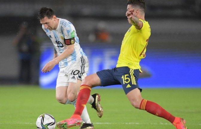 "Brazili i sigurt, ""gabon"" sërisht Argjentina"