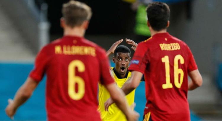 Spanja nuk arrin ta thyeje mbrojtjen e Suedisë, u terrorizua nga Isaku 21-vjeçar – vetëm barazim në fund